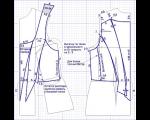 Ноябрь 2014.  Вязание на вилке палантин.  Спортивный костюм выкройки.